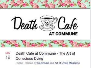 Death Cafe November 19